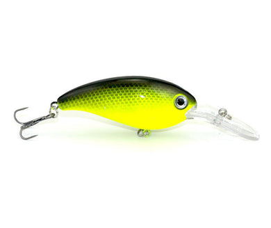 1pc Crankbait Wobblers Hard Fishing Tackle Swim bait Crank Bait Bass Fishing Lures