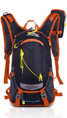Hiking Waterproof Backpack Mountaineering Bag