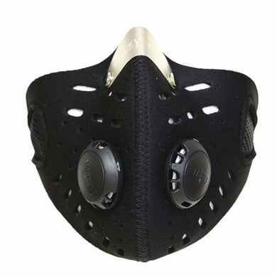 New outdoor Hiking Travel Dustproof Motorcycle Riding Bike Ski Half Face Mask Filter