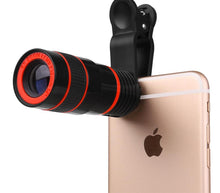 Universal Zoom Telescope Phone Camera Lens