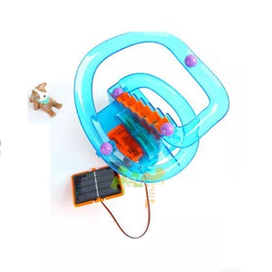 Creative Solar Toys Scientific Experiments Track Ball