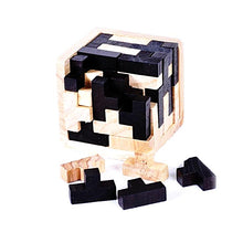 IQ Puzzle wooden
