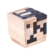 Interlocking Wooden IQ Puzzle