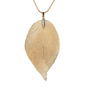 golden leaf choker necklace pendant necklace pink gold silver black