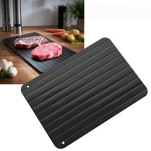 Defrosting Tray How To Defrost Chicken Quickly Thaw Frozen Food Defrost Steak