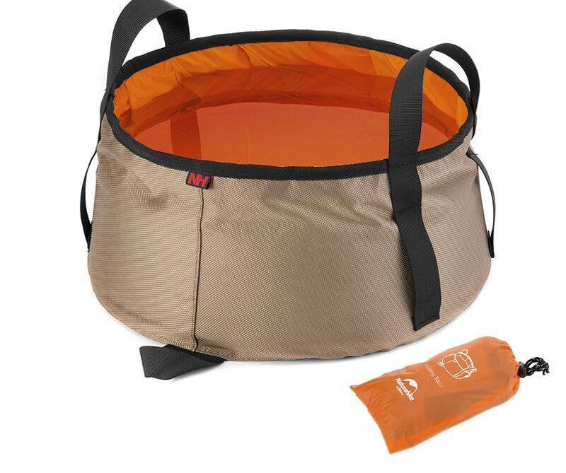 Ten Liter Ultralight Folding Survival Water Bag