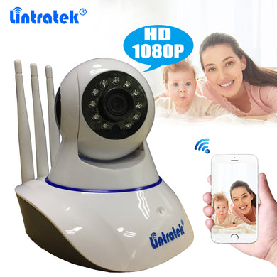 Wireless Security HD 1080P Wifi IP Camera Baby Monitor Pan Tilt IR Night Vision