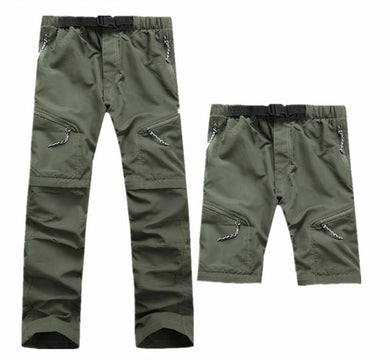 Men Quick Dry Outdoor Pants