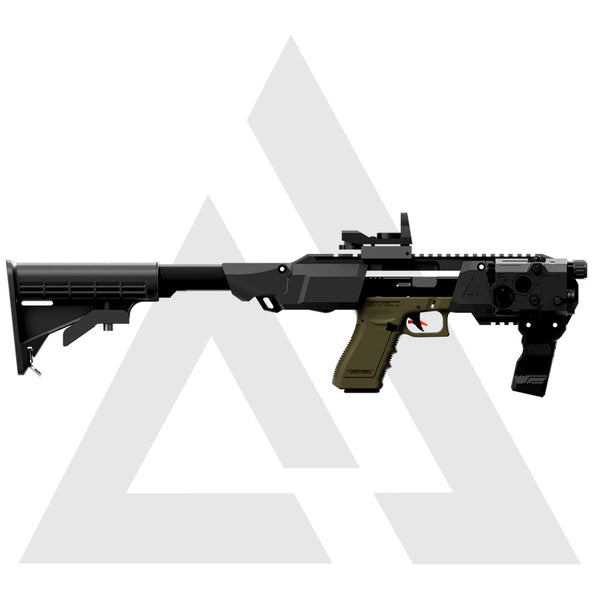 DELTA KIT PDW FOR GLOCKS - M4 STOCK - AIRSOFT