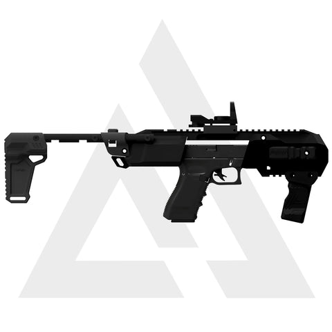 DELTA KIT PDW FOR GLOCKS - AIRSOFT - VIPER STOCK