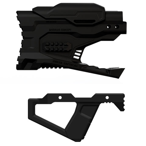 COMBO - Stock Prototype Modular AR15 V1 + Frontgrip India Series