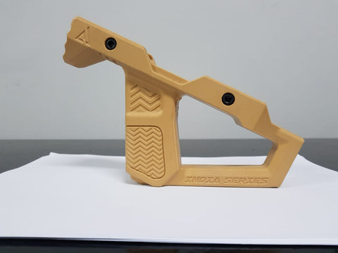 Frontgrip - India Series - Serie Limitada - Tan Desert