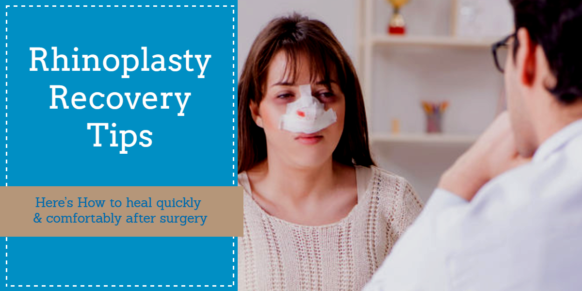 Rhinoplasty Recovery Tips: Here's How to heal quickly and comfortably after surgery