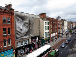 Limerick Street Art that vanished...