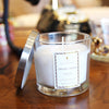Aromatherapy Glass Cup Candle
