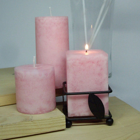 Craft Aromatherapy Candles