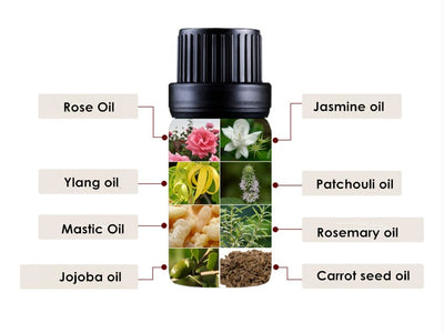 Fragrance Lamp Essential Oil Diffuser