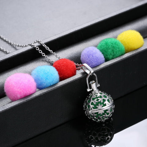 Locket Essential Diffuser Necklaces