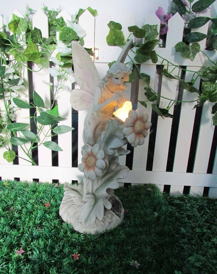 Solar Garden Fairy - Greatest deals