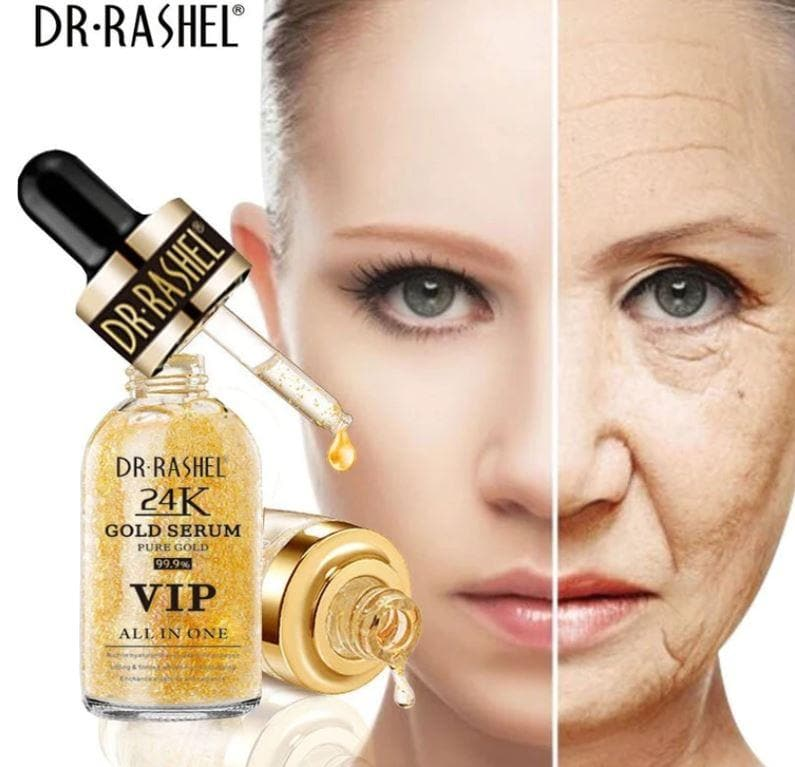 Dr.Rashel 24K Gold Serum VIP All In One 50Ml - Greatest deals