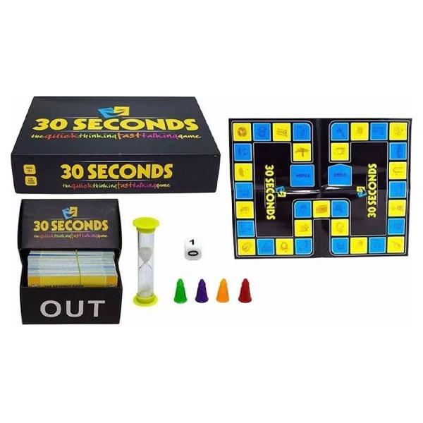 30 Seconds Game - Greatest deals