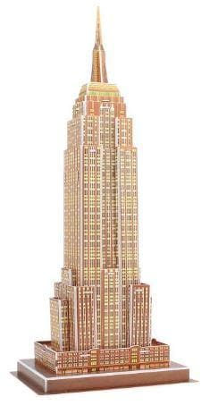 3D Puzzle Empire State Building.