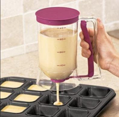BATTER DISPENSER