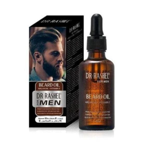 Dr Rashel Argan Oil & Vitamin E Beard Oil - Greatest deals