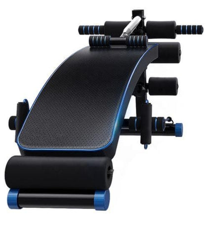 Folding Sit Up Abdominal Bench Multifunction Muscle Training Board - Greatest deals