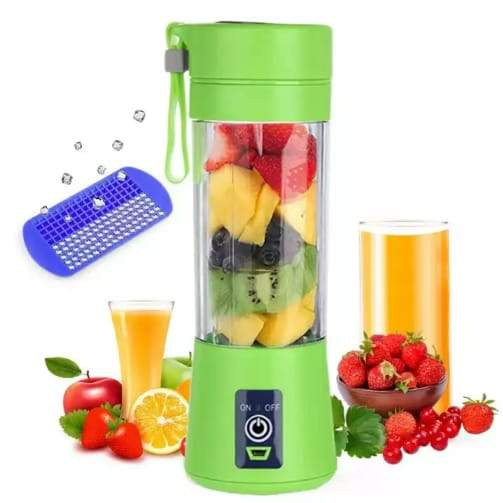 Portable Juice Blender With Charger