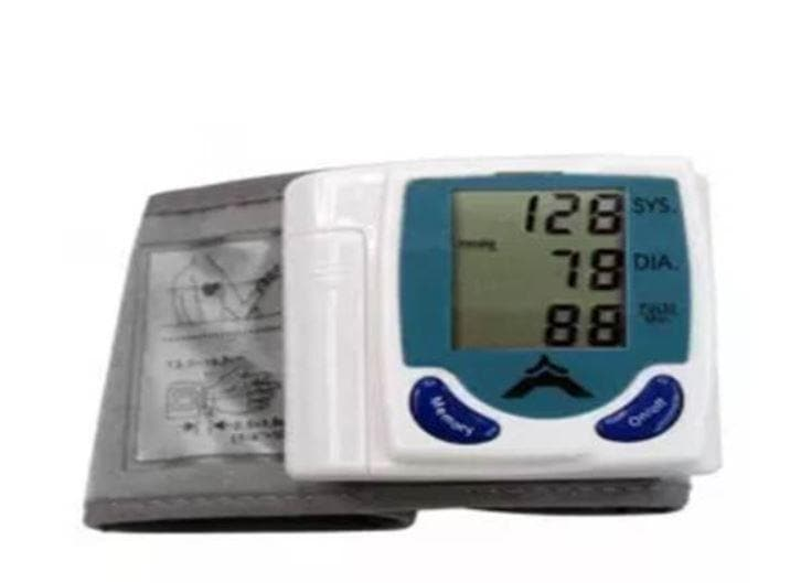 BLOOD PRESSURE MONITOR (PORTABLE)