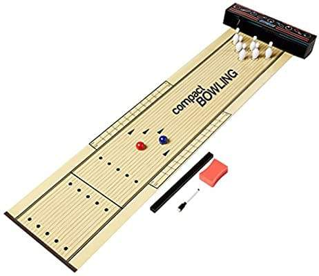 Bowling Tabletop Game (Martinex Compact) - Greatest deals