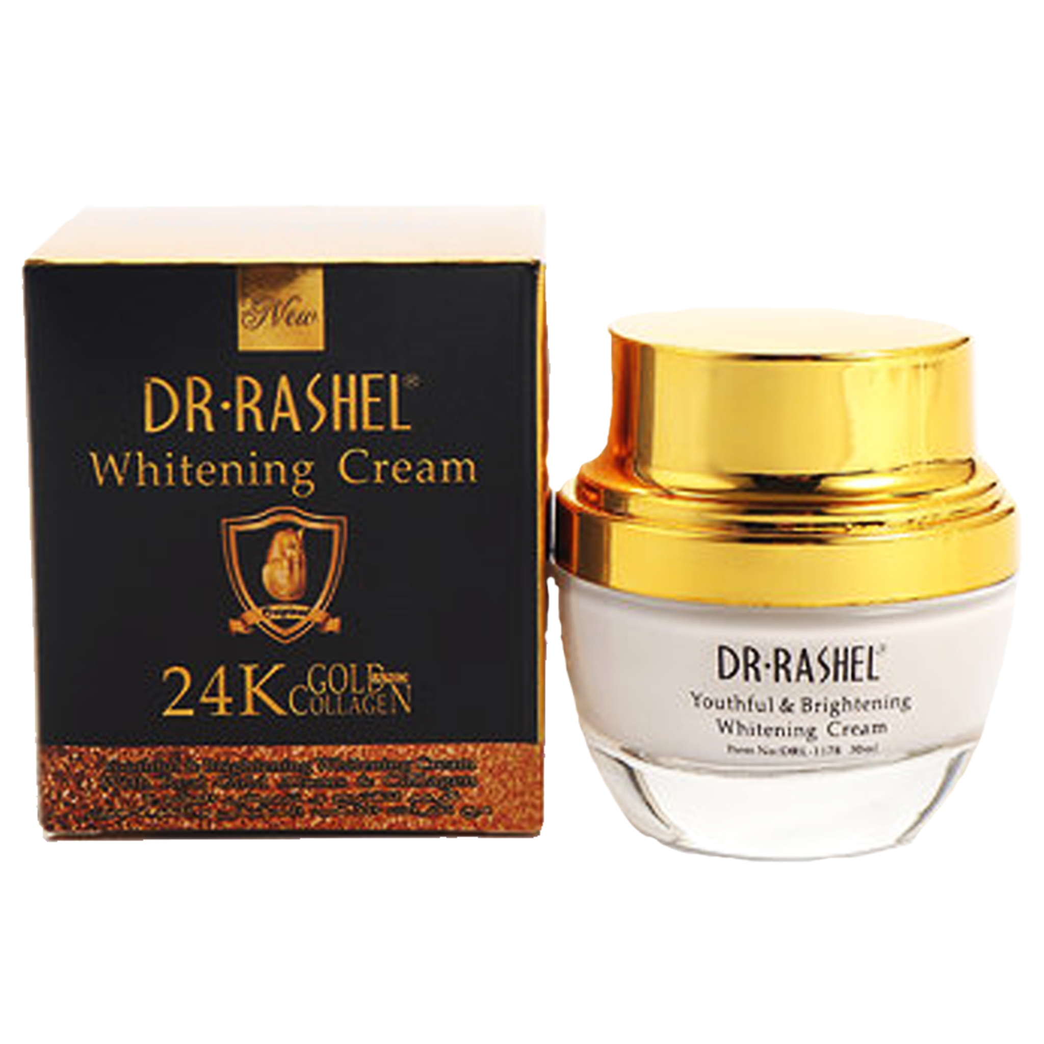 Dr Rashel 24K Whitening Day Cream.30g - Greatest deals
