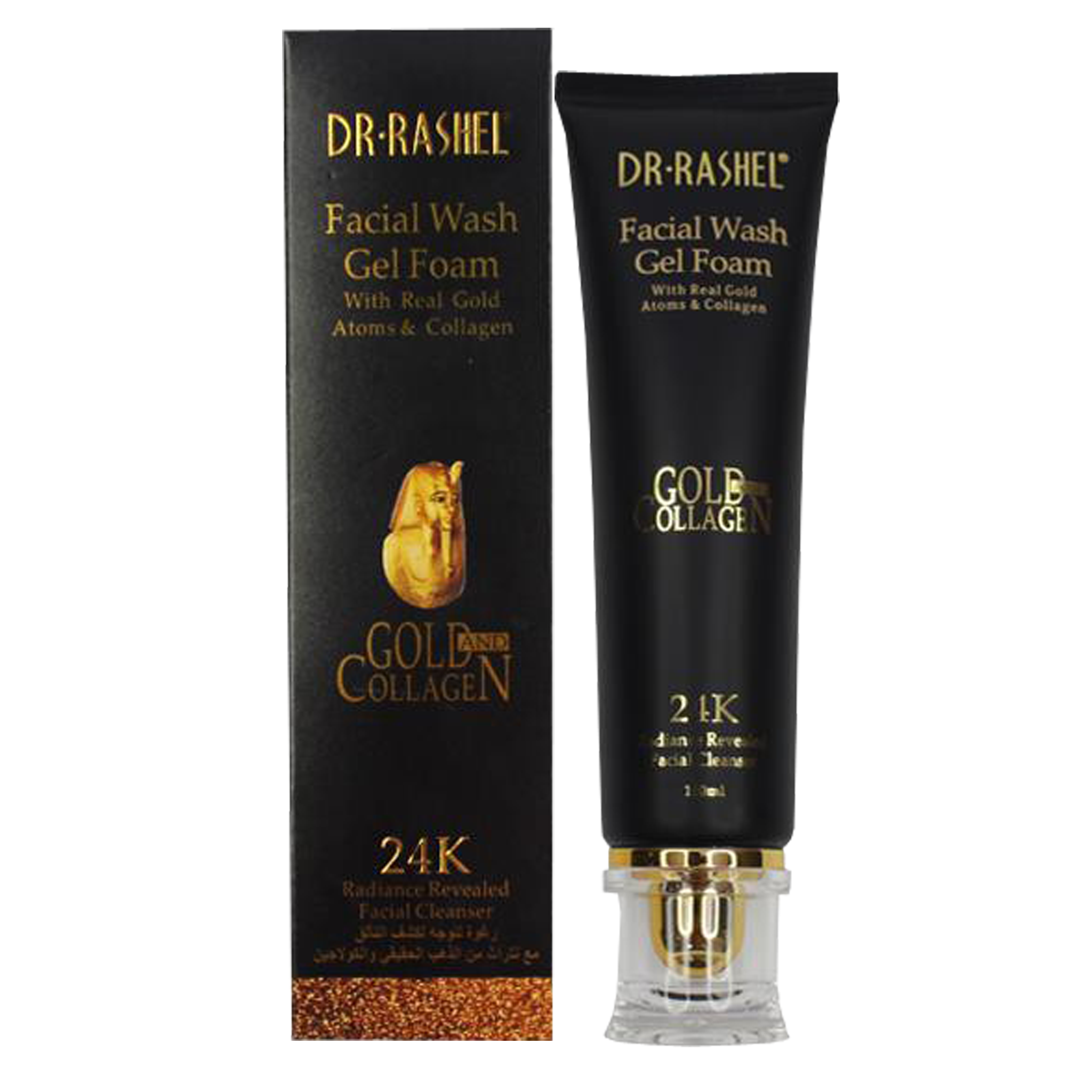Dr Rashel Gold Collagen 24K Cleanser.100ml - Greatest deals