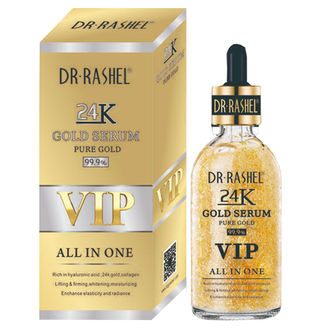 Dr.Rashel 24K Gold Serum VIP All In One 50Ml