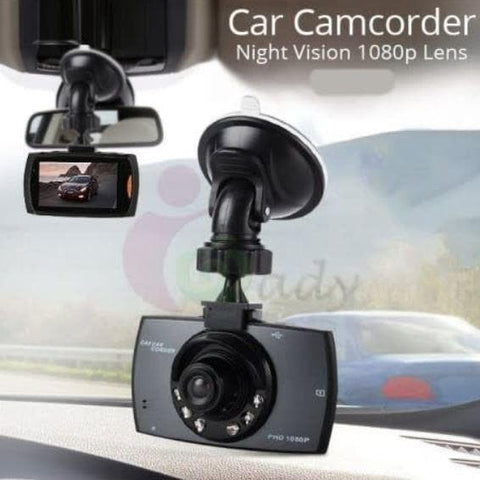 Vehicle Dash Cam - HD Car Blackbox DVR - Greatest deals