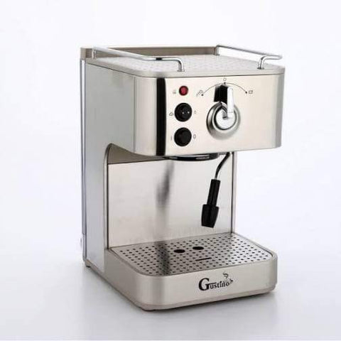 Gustino GS-680 Stainless Steel Coffee Maker 19Bar - Greatest deals