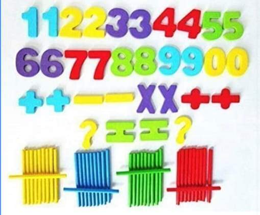 Computation Math Study Box Culer Montessori - Greatest deals