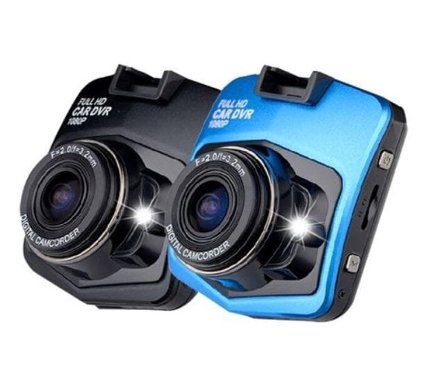 HD Car Dash Camera (Vehicle Blackbox DVR)