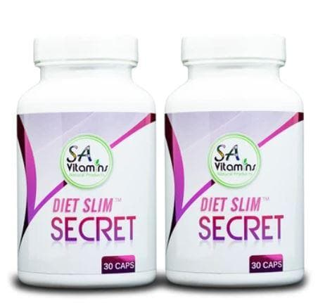 Diet Slim Secret™ 60 Capsules - Greatest deals