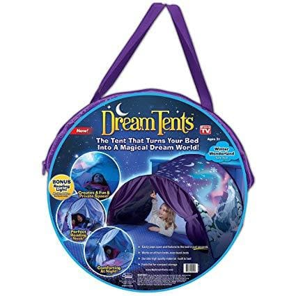 Dream Tents - Explore Your Dreams Unicorn LED Light/Lamp Pink Blue & White!