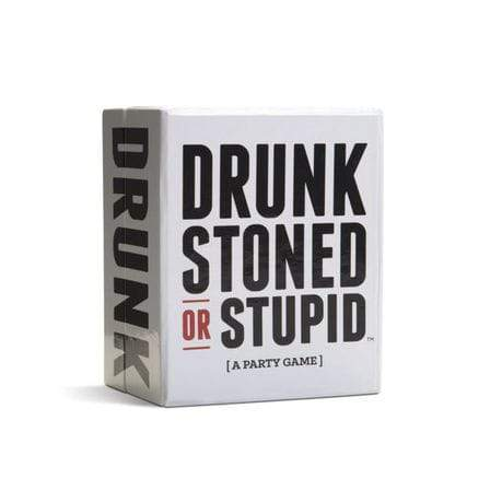 Drunk Stoned or Stupid - Adult Drinking Board Game