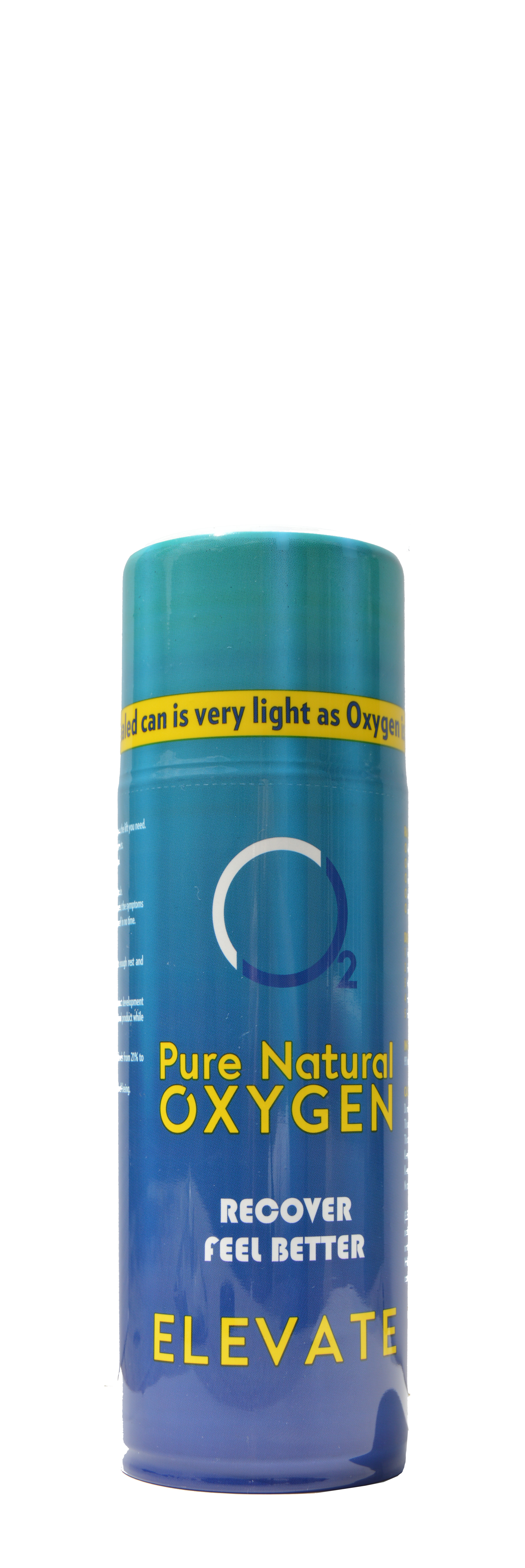 Elevate O2 Extra Oxygen 2 L - Greatest deals