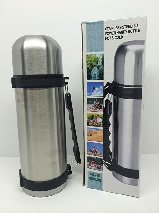 Flask Hot or Cold Stainless Travel Bottle