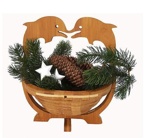 Collapsible Fruit and Vegetable Basket Bowl Elephant, Apple & Dolphin - Greatest deals