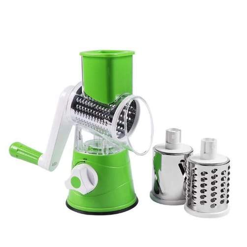Multifunctional Shredder Tabletop Drum Grater