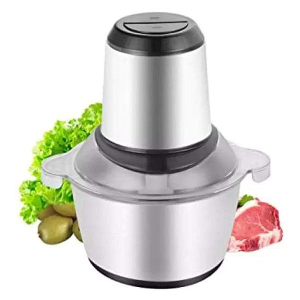 Stainless Steel Meat Mincer and Food Processor Universal Food King (3L)