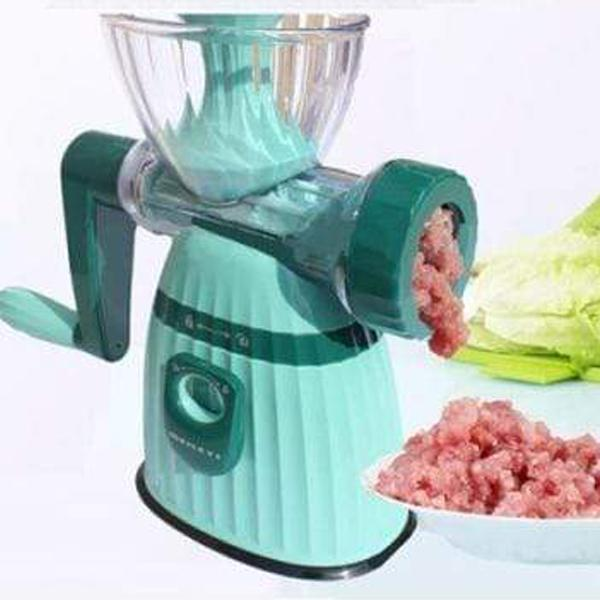 Manual Mincer Hand Crank Manual Meat