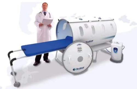 Hyperbaric Oxygen Therapy Five Hour Session