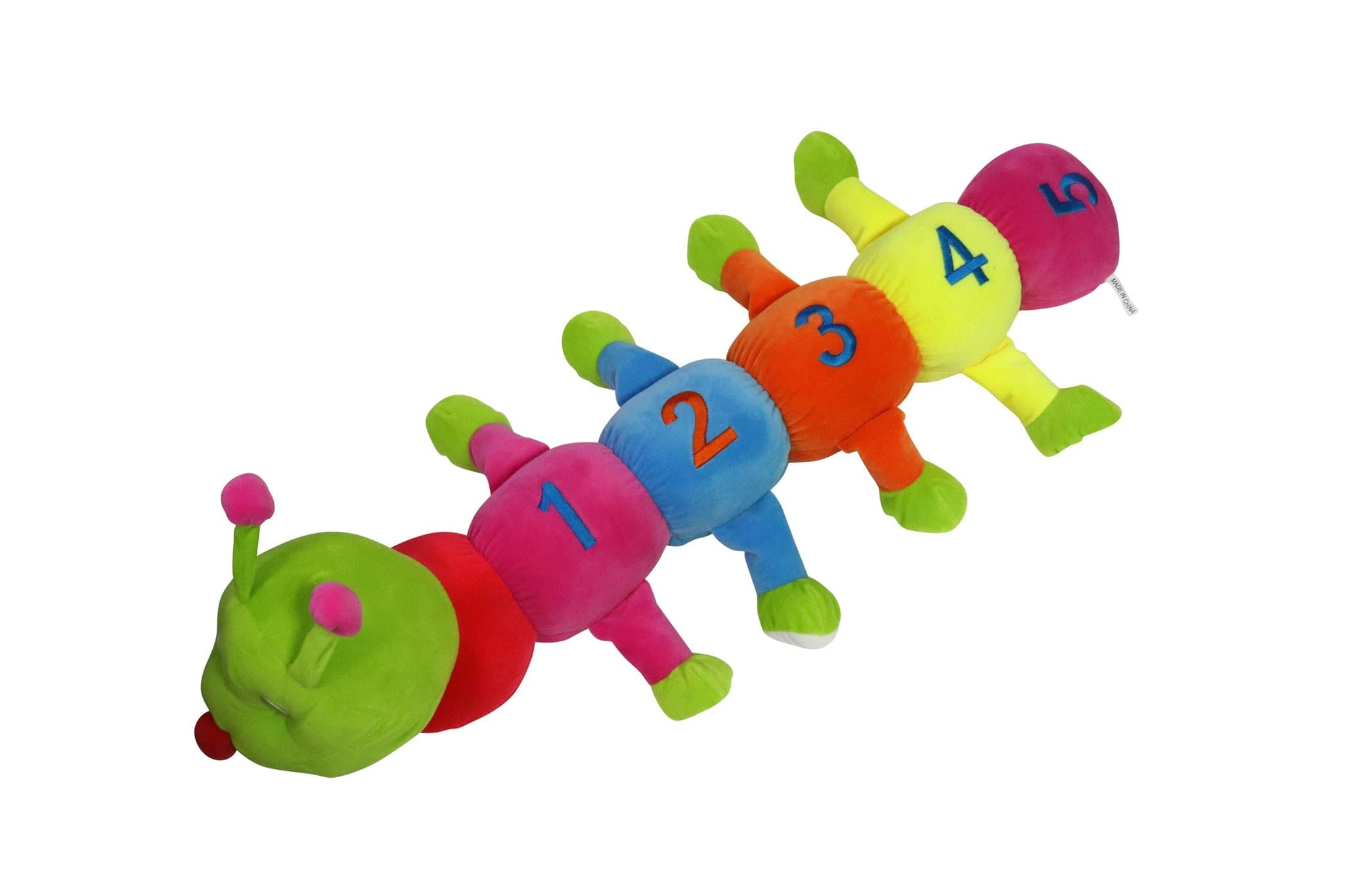 PLUSH TOY WORM